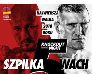 Bilety na galę Knockout Boxing Night #5.