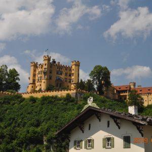 Foto z wycieczki do Bawarii.